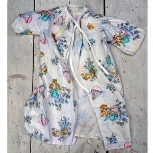 Vintage Baby Girls NightGown
